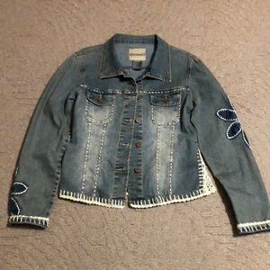 Crest Jeans Denim Jacket